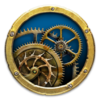 3Planesoft - Mechanical Clock 3D artwork