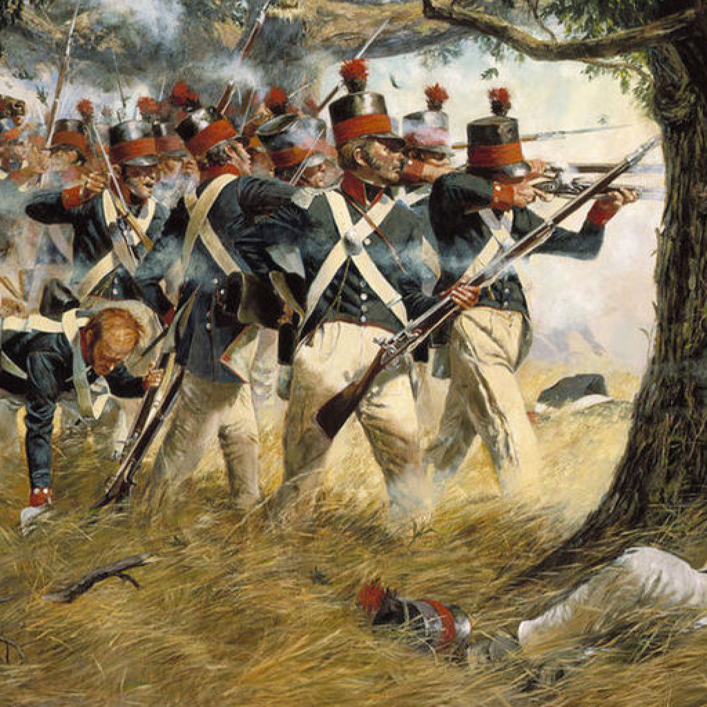 history of america war of 1812 The major battle of the war of 1812 the war of 1812 is one of the forgotten wars of the united states the war lasted for over two years, and ended in stalemate.