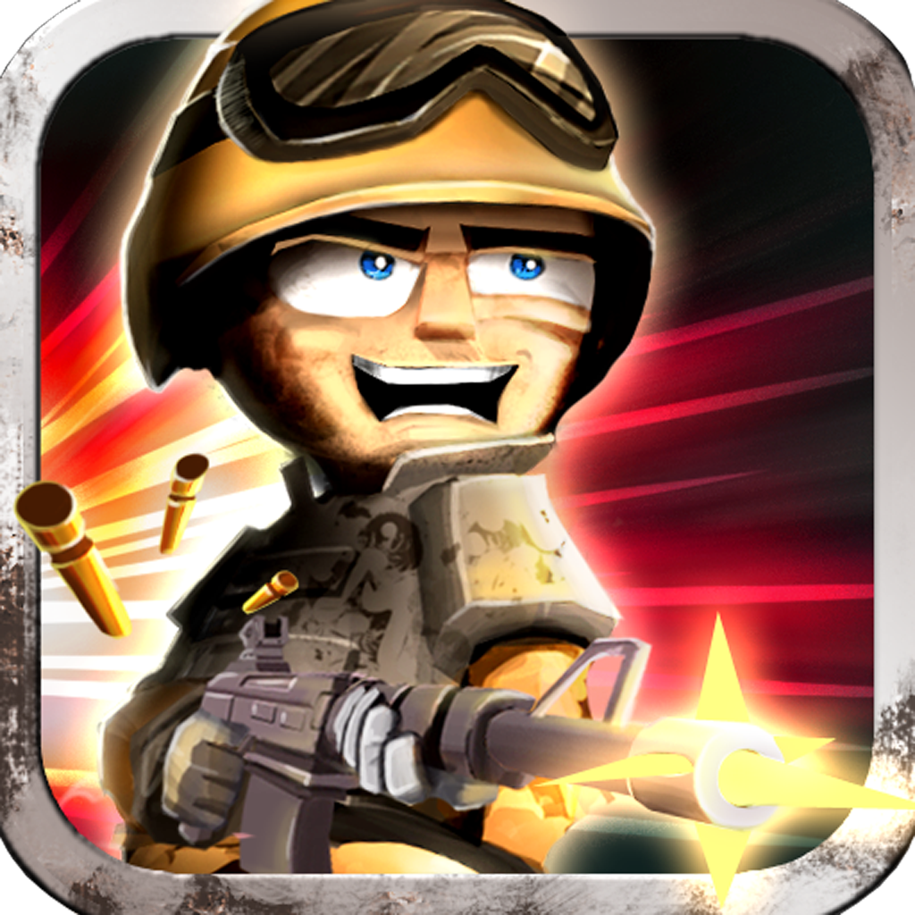 Tiny Troopers iOS